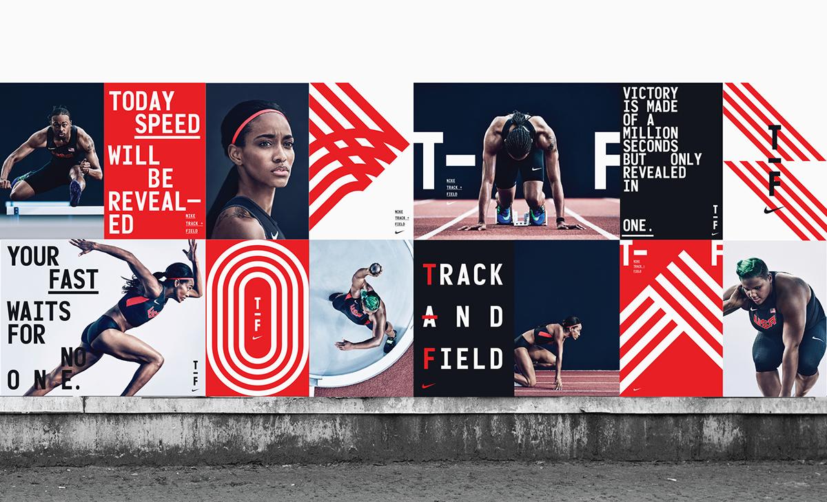 Estadísticas Qué Juicio  Nike – Track and Field   PWL Studio