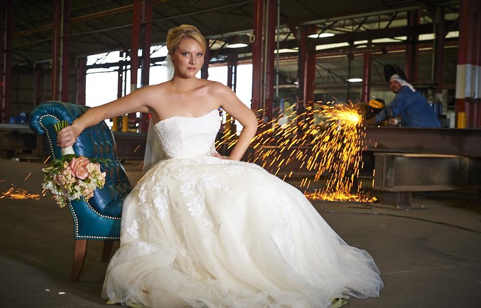 Jessica Lawson Bridal Shot