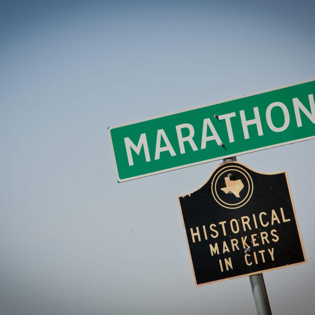Marathon Texas Photography