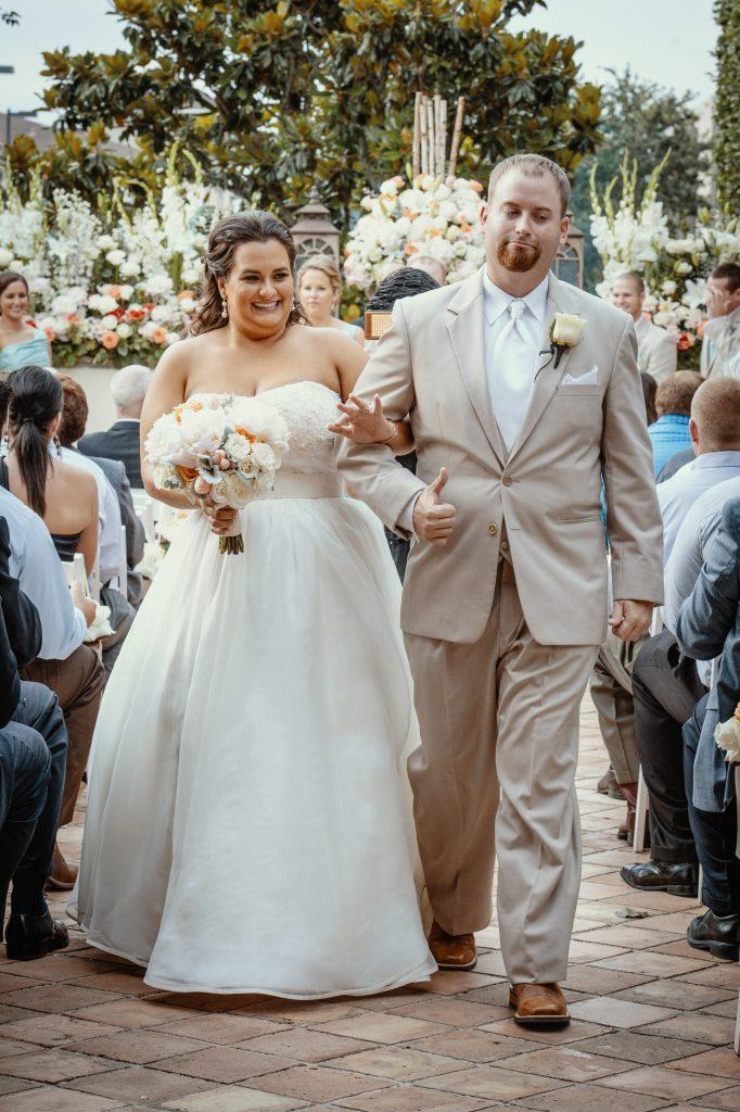Wedding photographers for Houston