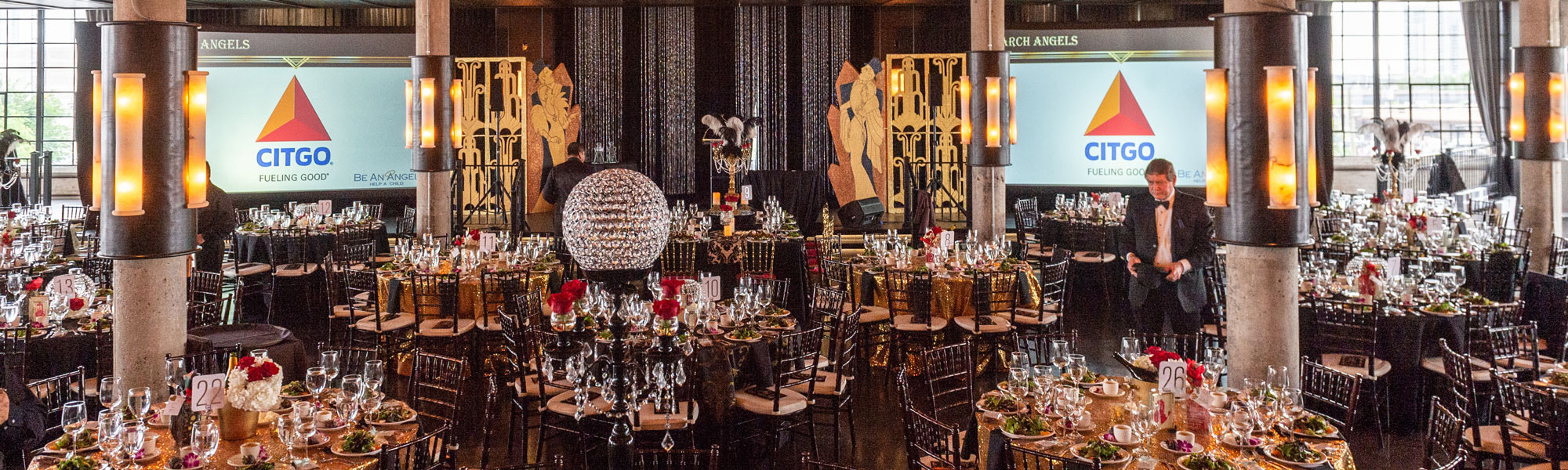 Be An Angel Gala 2019 Event Banner Photo