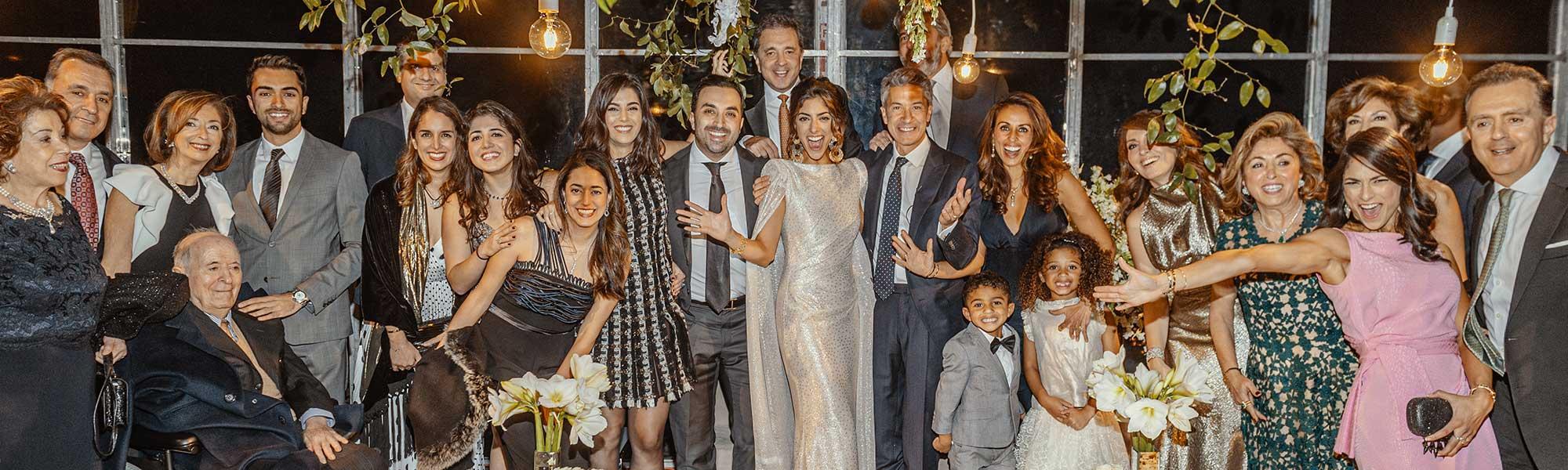 Leila and Marwan Family Photos